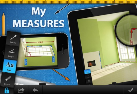 Aplicatie My measures