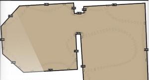 planul unei camere