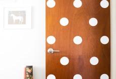 decoratiuni pentru usa