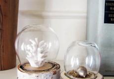 obiect decorativ din lemn