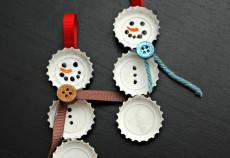 ornamente de Craciun, ornamente de iarna