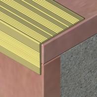montare margine treapta cu adeziv ulterior placarii