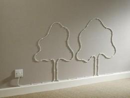 mascarea cablurilor in casa 2