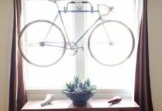 suport de perete pentru bicicleta