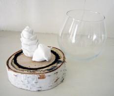 obiect decorativ din lemn 2